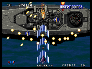 Aero Fighters 2 Neo Geo 086