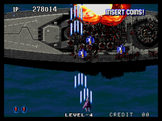 Aero Fighters 2 Neo Geo 087