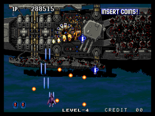 Aero Fighters 2 Neo Geo 089