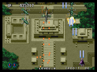 Aero Fighters 2 Neo Geo 100