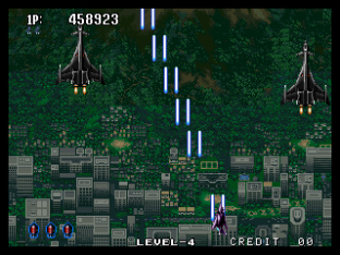 Aero Fighters 2 Neo Geo 119