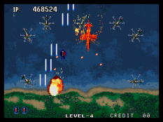 Aero Fighters 2 Neo Geo 121