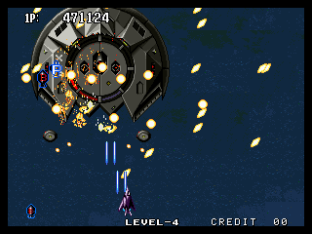 Aero Fighters 2 Neo Geo 122