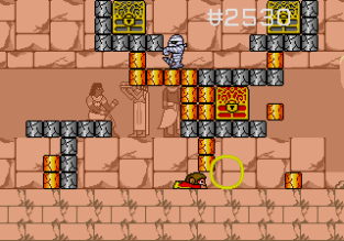 Alex Kidd in the Enchanted Castle Megadrive 064