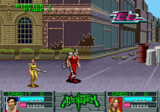 Alien Storm Arcade 009
