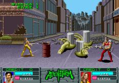 Alien Storm Arcade 010