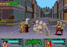 Alien Storm Arcade 011