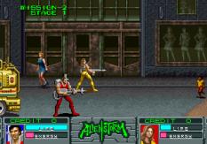 Alien Storm Arcade 033