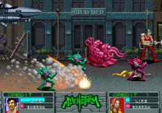 Alien Storm Arcade 043