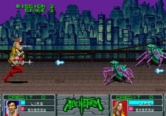 Alien Storm Arcade 055