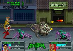 Alien Storm Arcade 065