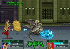 Alien Storm Arcade 066