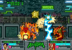 Alien Storm Arcade 076