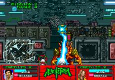 Alien Storm Arcade 077