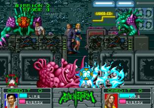 Alien Storm Arcade 089