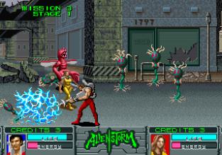 Alien Storm Arcade 097