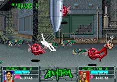 Alien Storm Arcade 098