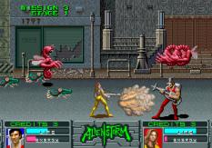 Alien Storm Arcade 099