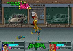 Alien Storm Arcade 109