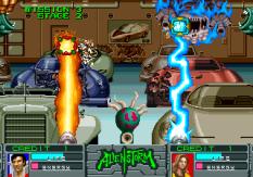 Alien Storm Arcade 110