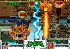 Alien Storm Arcade 121