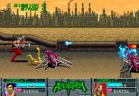 Alien Storm Arcade 125