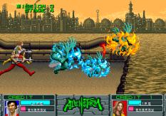 Alien Storm Arcade 131