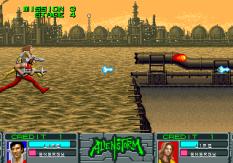 Alien Storm Arcade 132