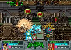 Alien Storm Arcade 140