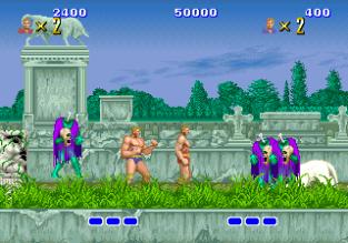 Altered Beast Arcade 09