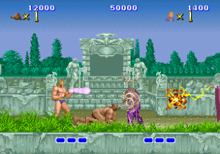 Altered Beast Arcade 12