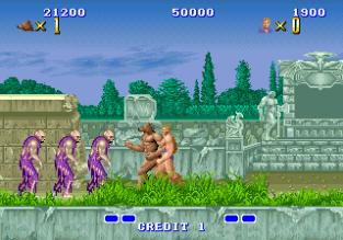 Altered Beast Arcade 20