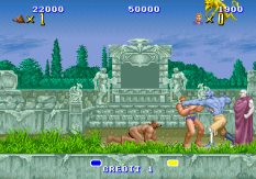 Altered Beast Arcade 22
