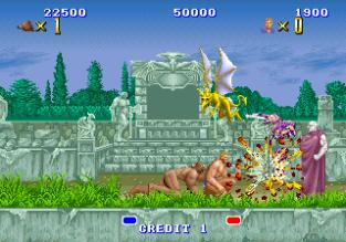 Altered Beast Arcade 23