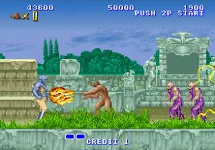 Altered Beast Arcade 31