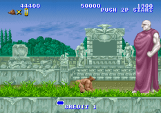 Altered Beast Arcade 33
