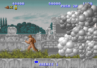 Altered Beast Arcade 34