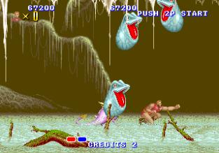 Altered Beast Arcade 53