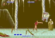 Altered Beast Arcade 55
