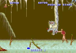 Altered Beast Arcade 56