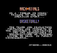 Arch Rivals Arcade 10