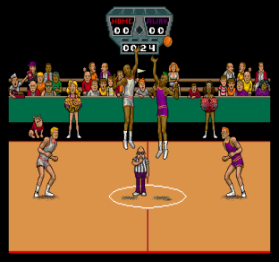 Arch Rivals Arcade 12