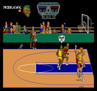 Arch Rivals Arcade 64