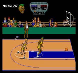 Arch Rivals Arcade 86