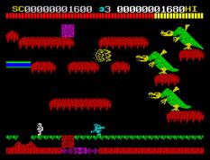 Astronut ZX Spectrum 32