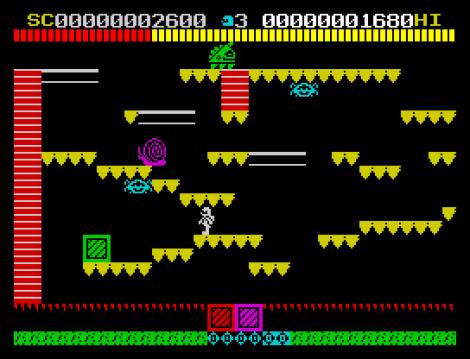 Astronut ZX Spectrum 48