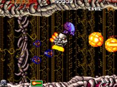 Atomic Robo-Kid Arcade 11