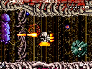 Atomic Robo-Kid Arcade 12