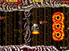 Atomic Robo-Kid Arcade 22