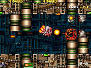 Atomic Robo-Kid Arcade 31